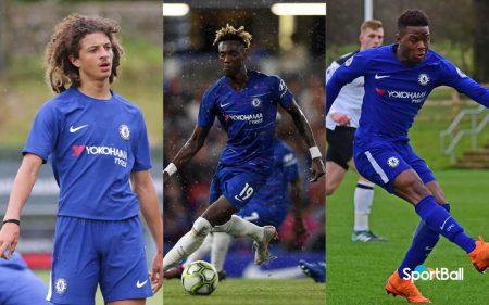 Ampadu, Abraham y Reno, entre los mejores jugadores jóvenes del Chelsea