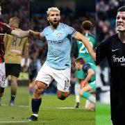 ¿Cómo está la lucha entre los máximos goleadores de las ligas europeas?