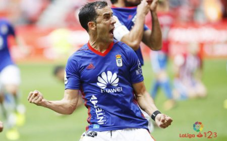 Miguel Linares Real Oviedo