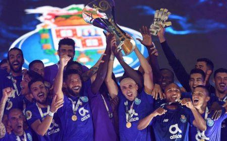 Oporto 2018-19 - Campeón de la Supercopa