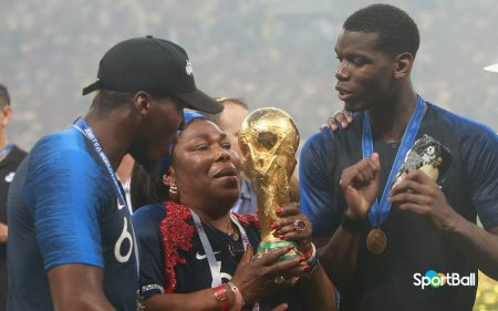 Paul Pogba Francia