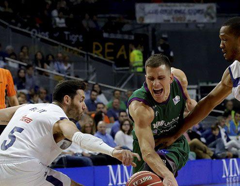 Rudy Fernández - Anthony Randolph - ex NBA en la ACB - Real Madrid