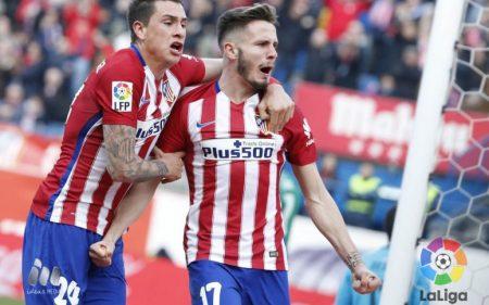 Saúl Ñíguez y Giménez Atlético de Madrid
