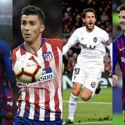 ¿Cuál ha sido el 11 ideal de LaLiga 2018-19 y quiénes los mejores jugadores?