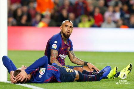 Arturo Vidal - Barcelona 2018-19