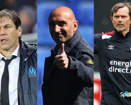 Candidatos a entrenador del Real Betis 2019-20