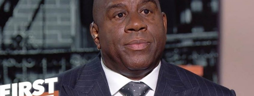 Declaraciones de Magic Johnson