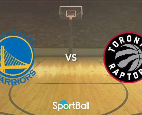 Final NBA 2019 entre Golden State Warriors y Toronto Raptors
