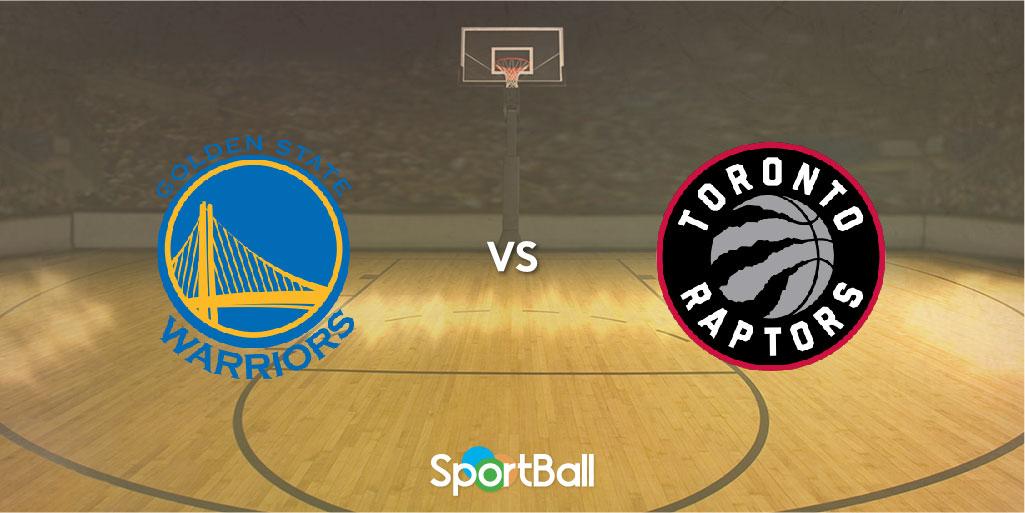 Final NBA 2019 entre Golden State Warriors y Toronto Raptors