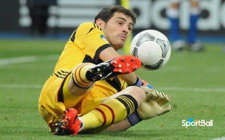 Jugadores de fútbol que se retiran en 2019: Iker Casillas