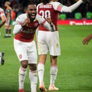 Lacazette, el mejor artillero del Arsenal