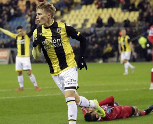 Martin Odegaard Vitesse