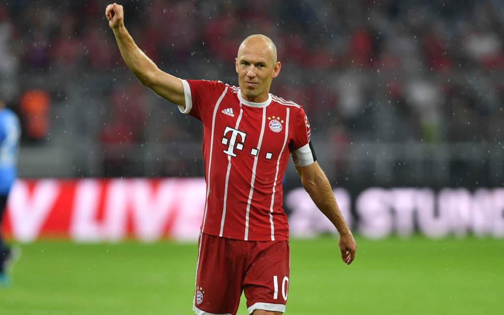 Robben Bayern Munich