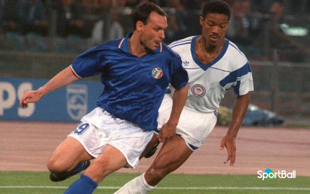 Salvatore Schillaci Mundial 1990