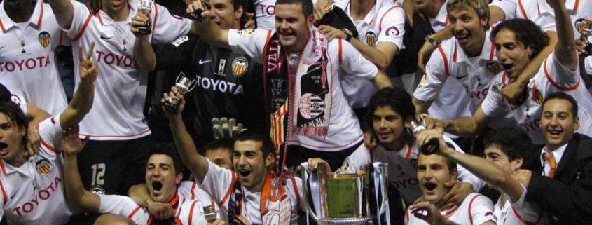 Valencia Copa del Rey 2007-08