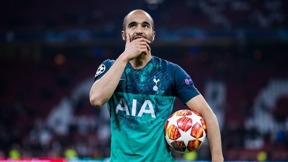 Lucas Moura, clave para el Tottenham en la Champions 2018-19