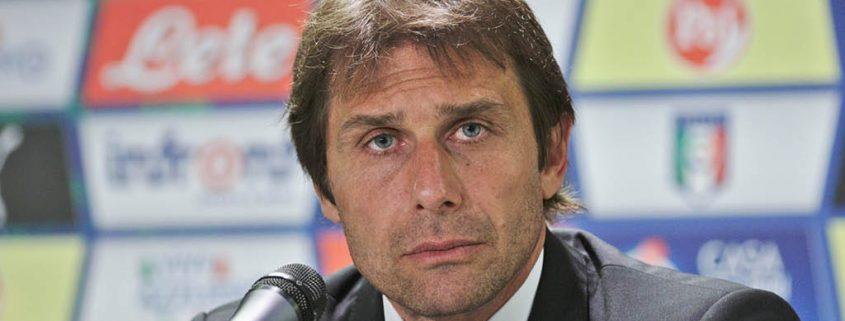 Antonio Conte, nuevo entrenador del Inter de Milan