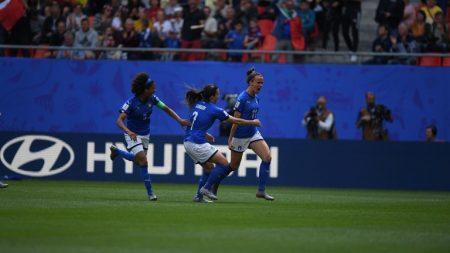 Bonansea lideró el triunfo de Italia ante Australia