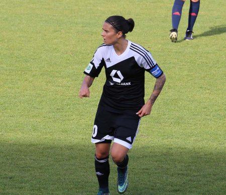 Dzsenifer Marozsán, estrella de la Selección de Alemania