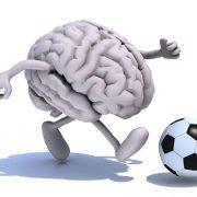 El cerebro y su tarea en el fútbol