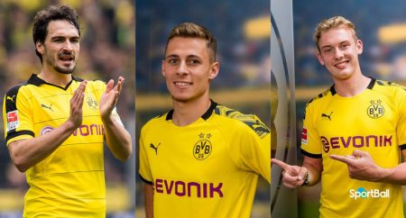 Hummels, Hazard y Brandt, fichajes del Borussia Dortmund 2019