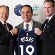 Gersson Rosas, a modernizar a los Minnesota Timberwolves