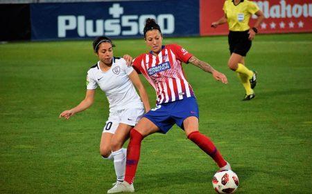 Jenni Hermoso, parte de la Selección Española en el Mundial Femenino 2019