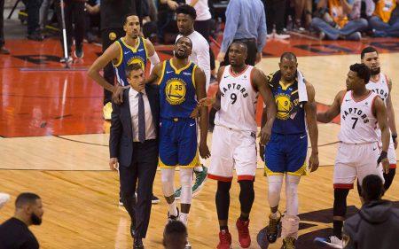 Lesión del Aquiles de Kevin Durant
