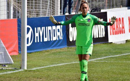 Lola Gallardo, parte de la Selección Española en el Mundial Femenino 2019