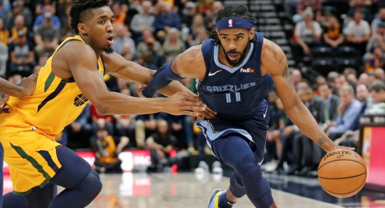 Mike Conley, traspasado a Utah Jazz