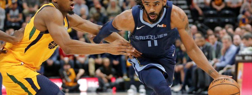 Mike Conley, traspasado a Utah Jazz