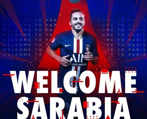 Pablo Sarabia ficha por el PSG