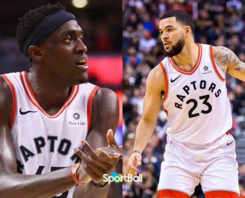 Siakam y VanVleet, claves en los Toronto Raptors