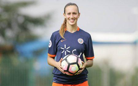Virginia Torrecilla, parte de la Selección Española en el Mundial Femenino 2019
