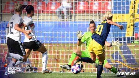 Suecia logró darle la vuelta al marcador. Imagen vía: Fifa.com