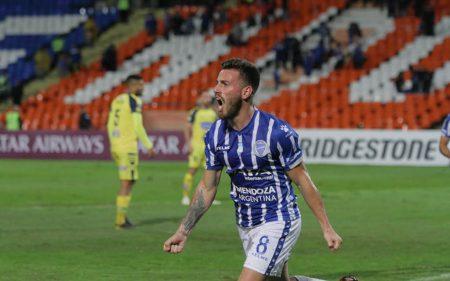 Ángel González, uno de los posibles fichajes del Alavés 2019-2020.