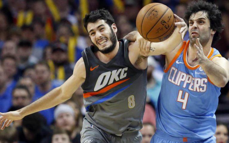 Abrines y Teodosic, estrellas europeas que no pudieron triunfar en la NBA