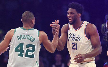 Al Horford acompañará a Joel Embiid como líder de los Philadelphia Sixers