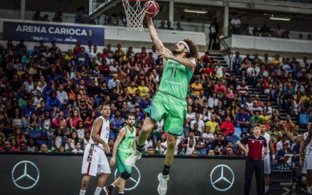 Anderson Varejao será uno de los jugadores a seguir de Brasil en el Mundial de China 2019.
