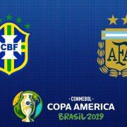 Un superclásico Brasil-Argentina en las semis de la Copa América 2019