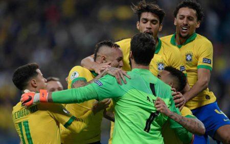 Brasil venció a Paraguay a penaltis en la Copa América 2019