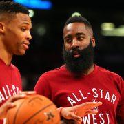 Russell Westbrook y James Harden en Houston, ¿cómo pueden encajar?