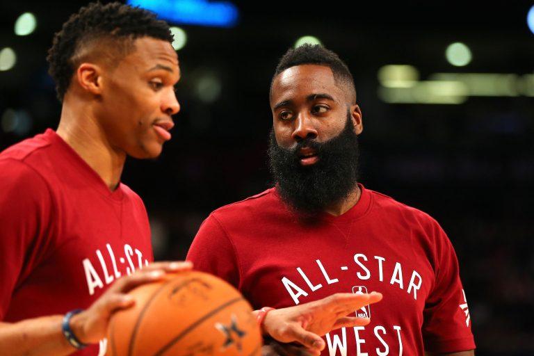Cómo encajarán Westbrook y Harden en Houston Rockets
