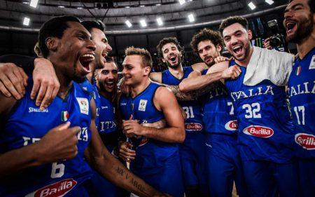 Convocatoria de Italia para el Mundial de China 2019