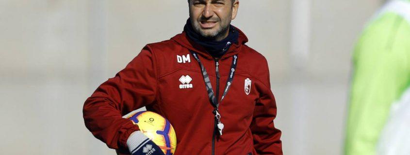 Diego Martínez dirigirá los fichajes del Granada 2019-2020