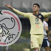 Edson Álvarez, joya mexicana, llega al Ajax