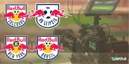 Equipos de fútbol de Red Bull