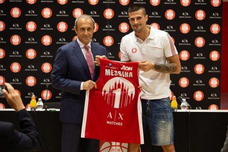Ettore Messina, nuevo entrenador del Olimpia Milano
