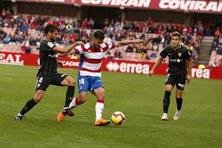 Fede Vico continuará en el Granada 2019-2020