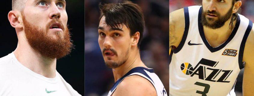 Baynes, Saric y Ricky Rubio, nuevas caras de los Phoenix Suns 2019-2020